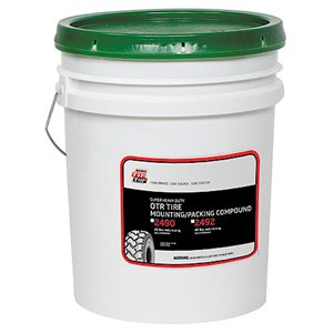 OTR TIRE MOUNTING / PACKING COMPOUND — 40 LBS