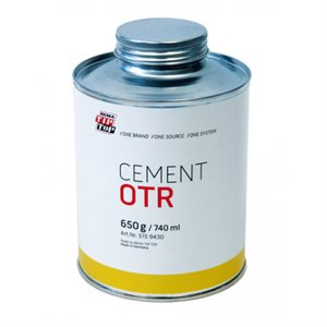 OTR SPECIAL CEMENT