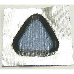BLUE TRIANGLE PATCH 200/PK