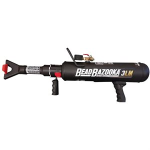 3L MANUAL BEAD BAZOOKA - BLACK