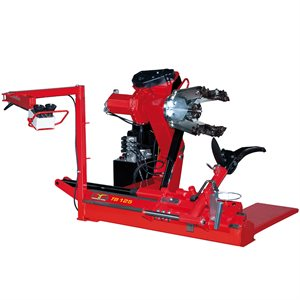 TB125 HEAVY DUTY SEMI-AUTOMATIC TRUCK TIRE CHANGER
