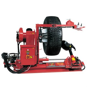 TB126 SUPER HEAVY DUTY SEMI-AUTOMATIC TRUCK TIRE CHANGER