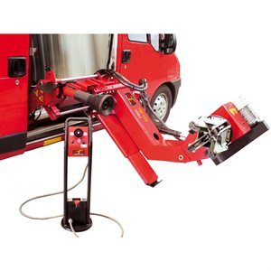 TBE 123 MOBILE TIRE CHANGER