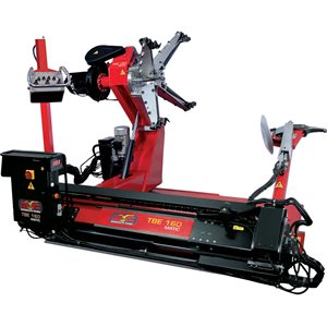 TBE160MATIC SEMI-AUTOMATIC TRUCK / EM / AG TIRE CHANGER