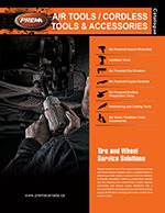 Prema Canada Air Tools, Cordless Tools and Accessories Catalogue