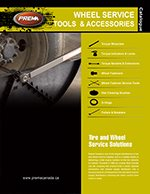 Prema Canada Wheel Service Tools and Accessories Catalogue