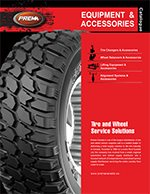 Prema Canada Equipment — Tire Changers / Wheel Balancers / Lifting Equipment / Alignment Systems Catalogue