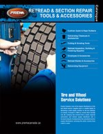 Prema Canada Retread, Section Repair Tools and Accessories Catalogue