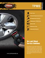 Prema Canada TPMS Catalogue