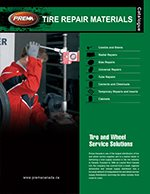 Prema Canada Tire Repair Materials Catalogue