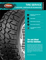 Prema Canada Tire Service Chemicals, Lubricants and Accessories Catalogue
