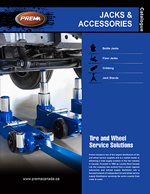 Prema Canada Jacks and Accessories Catalogue